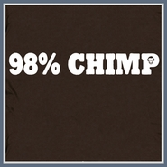 98% Chimp T Shirt Evolution Charles Darwin Ape Monkey Tee
