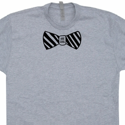 Bow Ties Are Cool T Shirt Bow Tie T Shirt Vintage Soft T Shirt