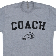 Coach T Shirt Cool Vintage Sports Coach T Shirt