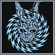 Donnie Darko T Shirt Cult Movie Cyber Punk Rabbit Time Travel Tee