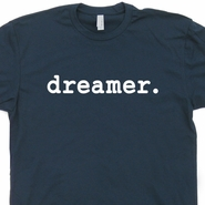 Dreamer T Shirt John Lennon Tee Shirts Vintage The Beatles T Shirts Artists