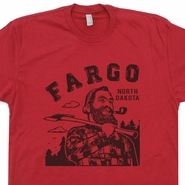 Fargo T Shirt North Dakota The Big Lebowski Paul Bunyan Lumberjack T Shirt