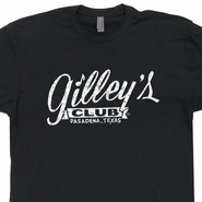 Gilley's Club T Shirt Vintage Outlaw Country Shirts Rockabilly Tee Shirts