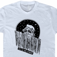Hello Neighbor Alien T Shirt UFO T Shirt Twin peaks Tool Time Wilson Tee