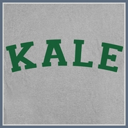 Kale T Shirt Vegetarian Vegan Cool Yale University Style T Shirt
