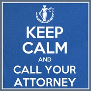 Keep Calm And Call Your Attorney T Shirt Lawyer Legal Law Tee