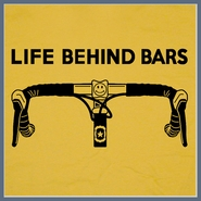 Life Behind Bars Funny Bicycle T Shirts Cycling Bike Tees