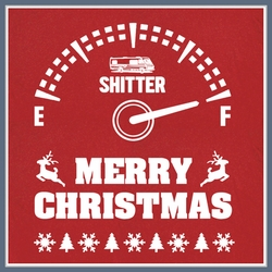 Merry Christmas Shitters Full T Shirt