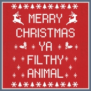 Merry Christmas Ya Filthy Animal T Shirt Funny Tees
