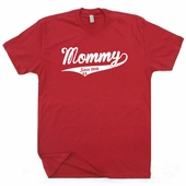 Mommy Since 2016 T Shirt Best Mom Ever T Shirt