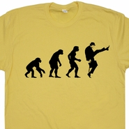 Monty Python T Shirt And The Holy Grail Silly Walks Funny Vintage Tee Shirts
