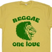 One Love Reggae Bob Marley T Shirts Vintage Soft and the Wailers Concert Shirts
