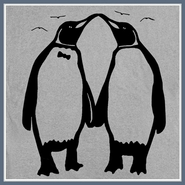 Penguins Kissing T Shirt Funny Cute Penguin Tees