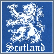 Scotland T Shirt Scottish Lion Flag Cool Graphic Tee
