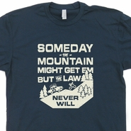 Mountain Bike T Shirt Funny T Shirt