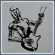Star Wars C3PO T Shirt Electric Guitar Vintage Tee
