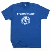 Storm Chaser T Shirt Anchorman Will Ferrell T Shirts Funny Vintage Shirts