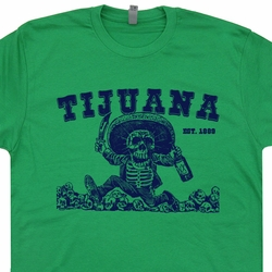 Tijuana Mexico T Shirts The Hangover Tequila Tees Patron Jose Cuervo Shirts