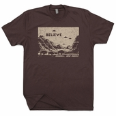 UFO Aliens T Shirts Roswell New Mexico X Files T Shirts
