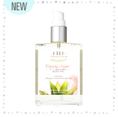 Blushing Agave Body Oil