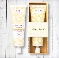 Citrine Beach Body Milk Travel Lotion
