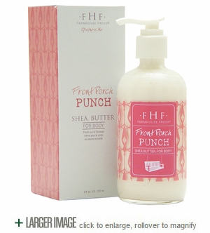 Front Porch Punch Shea Butter Cream