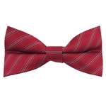 Amazing Red Bow Tie (Men's & Boys Styles)