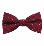 Bold Red Bow Tie (Men's & Boys Styles)