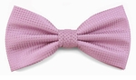 Boy's Lavender Woven Like Band Bow Tie
