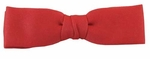 Boy's Red Band Bowtie