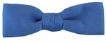 Boy's Royal Blue Band Bowtie