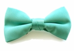 Boy's Turquoise Band Bowties