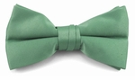 Boys Seafoam Green Band Bow Tie