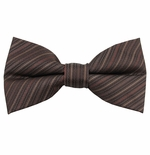 Chocolate Haven Bow Tie (Men's & Boys Styles)