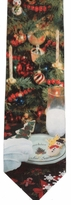 Christmas Tree Photographic Ties