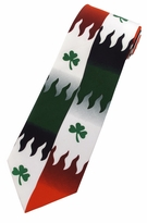 Colors of the Irish Tie
