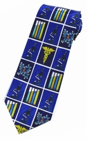 Doctor Squares Tie