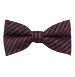 Drama Red Bow Tie (Men's & Boys Styles)