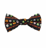 Happy Halloween Monster Bow Ties (Styles for Men & Boys)