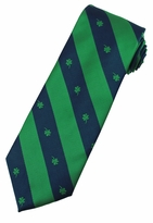 Here's to the Irish Stripe Tie