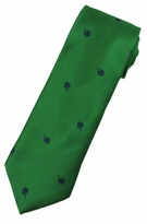 Here's to the Irish Tie / Green