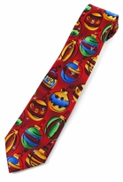 Jerry Garcia Abstract Christmas Ornaments Ties
