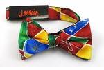 Jerry Garcia Christmas Band Bow Ties #1