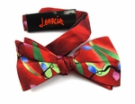 Jerry Garcia Christmas Band Bow Ties #3