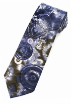 Jerry Garcia Courtyard Performance Tie / Navy