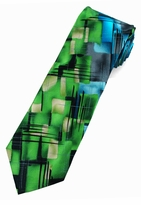 Jerry Garcia Crossroads Tie / Green