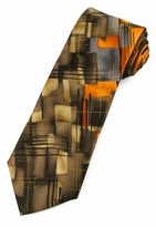 Jerry Garcia Crossroads Tie / Orange