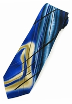Jerry Garcia Desert Storm Tie / Royal