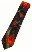 Jerry Garcia Halloween Scare Tie #2136- Purple