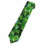 Jerry Garcia Plant Person Tie / #8060